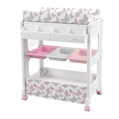 Katie Piper Butterflies Changing Table with Bath