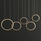 VERLLAS Circle rings suspension