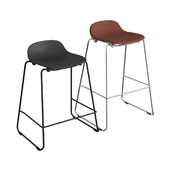 Form Barstool Stacking