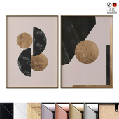 Abstract Pair Posters 16
