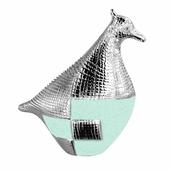 Marioni bird pop ceramic sculpture