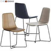 Slope Leather Dining Chair Westelm