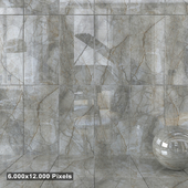 Wall Tiles 409 Silver River Set 1