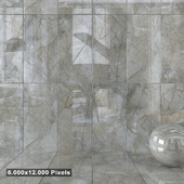 Wall Tiles 410 Silver River Set 2