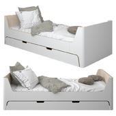 Кровать Scandi от Laredoute_01