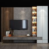 TV shelf 30