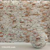 Brick wall. Old brick. 97