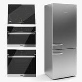 Set of household appliances Miele 04