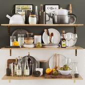 Kitchen Decorative set 025