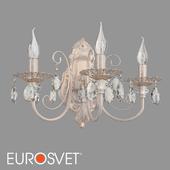 OM Sconce with crystal Eurosvet 3305/3 Alda