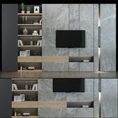 TV shelf 34
