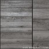Yurtbay Seramik Bark Wood Rust 150x900