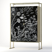 Artemest Marco Polo Bar Cabinet