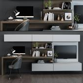 TV shelf 37