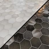 Porcelain tile EQUIPE HERITAGE 8 options