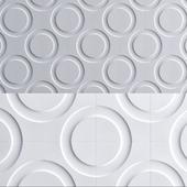 3D Panel - Mono