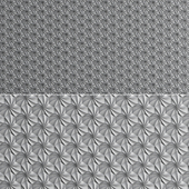 Kaleidoscope Cast Architectural Concrete Tile