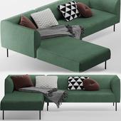 JYSK - KARE corner sofa