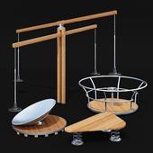 Children's Playground Set
