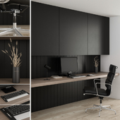Office Furniture Black