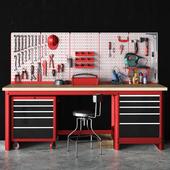 garage tools set 7