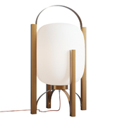 Table lamp Brass Stand