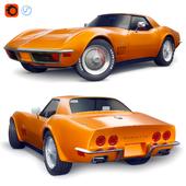 Chevrolet 1968 Corvette Stingray