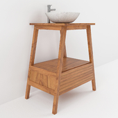 Sunday La forma washbasin