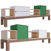 Aparador Container Sideboard Console Table