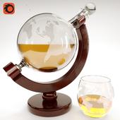 Декантер виски