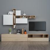 TV shelf _038