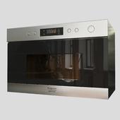 Built-in microwave Hotpoint-Ariston MN 212 IX HA