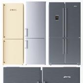 Set of refrigerators Smeg