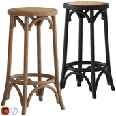 Cult Furniture Harrington Bar Stool