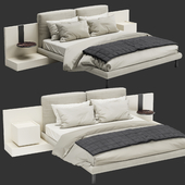 CLIFF bed | Meridiani No. 2