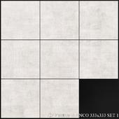 Yurtbay Seramik Cayenne Bianco 333x333 Set 1