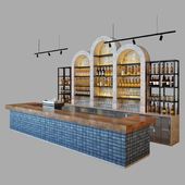 Restaurant bar 7