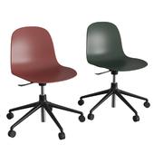 Form Chair Swivel 5 Wheels