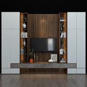 TV shelf 41
