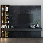 TV shelf 42
