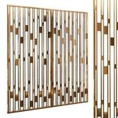 Decorative partition 23
