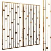 Decorative partition 24