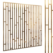 Decorative partition 25
