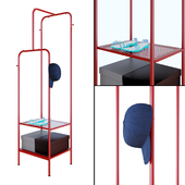IKEA Nikkeby Clothes rack small