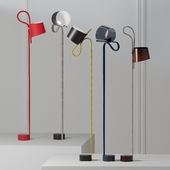Rope Trick Lamp Designed By Stefan Diez 5 Colors