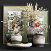 Decorative set autumn