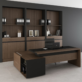 Office Furniture - boss set