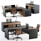 Office Furniture - Manager Set
