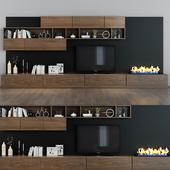 TV shelf 43