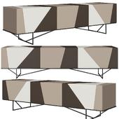 Ligne Roset Furniture Console table
